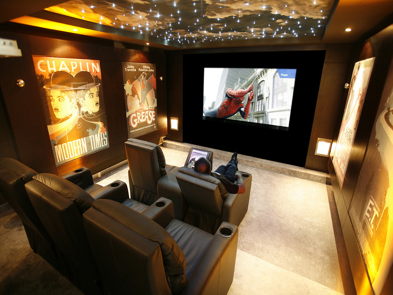 Сколько стоит домашний кинотеатр